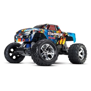 Stampede RTR 2.4GHz Rock n' Roll Roll (no battery