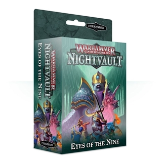 Warhammer Underworlds: Nightvault – The Eyes of th