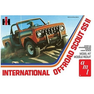 International Offroad Scout SSII