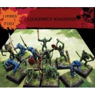 Lizardmen Warriors