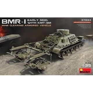 BMR-I Early Mod. With KMT-5M