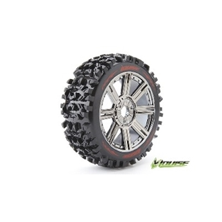 1/8 Off Road Buggy Tires B-Pioneer HEX 17