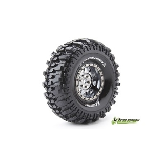 "CR-CHAMP - 1-10 Crawler Banden Set 1.9"" hex 12mm"