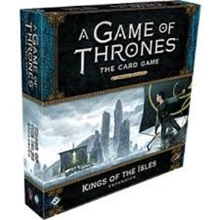 A Game of Thrones LCG 2nd Edition: Kings of the Is