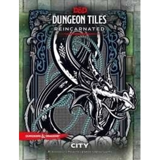 Dungeons & Dragons RPG - Dungeon Tiles