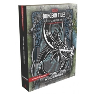 Dungeons & Dragons RPG -Dungeon Tiles Reincarnated