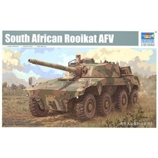 South African Rooikat AFV