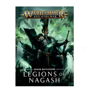 91-04: Death Battletome: Legions of Nagash