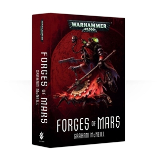 Forges of Mars (Paperback)
