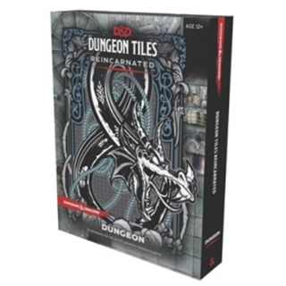 Dungeons & Dragons RPG  Dungeon Tiles Reincarnated