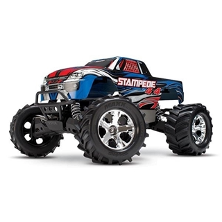 Traxxas Stampede 4x4 XL5 brushed