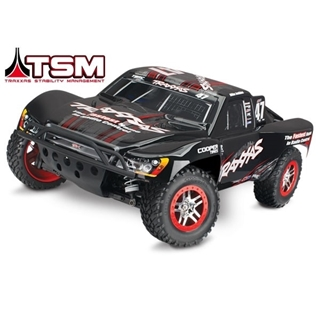 Traxxas Slash 4x4TSM TQi  without battery and