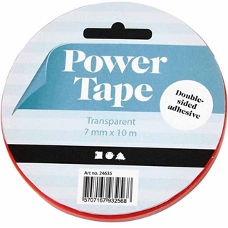 Power tape, b: 7 mm, 10m