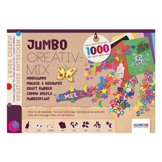 Jumbo kuntselfoam mix