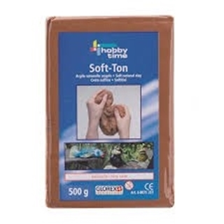Soft-Ton terracotta 500g