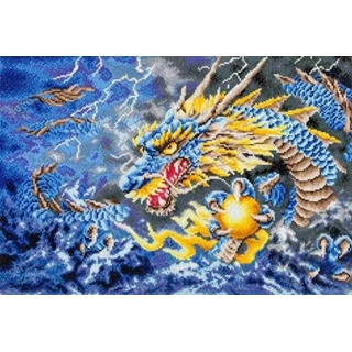 Mythical Dragon  68x47cm