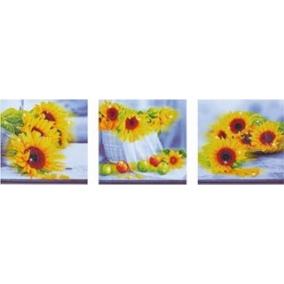 Sunflower Days  142 x 42cm