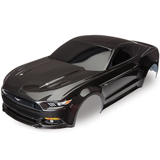 Body Ford Mustang black