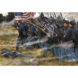 US INfantry In Attack 2