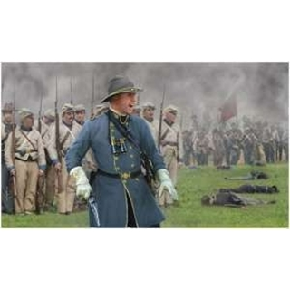 Confederate Infantry Standing