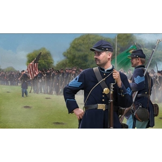 US Infantry Standing