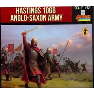 Hastings 1066 Anglo Saxon Army