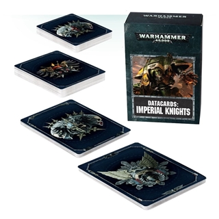 Datacards: Imperial Knights