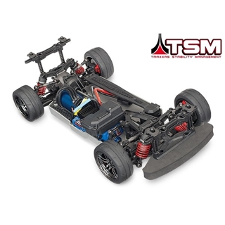4Tec 2.0 4WD VXL Chassis Only