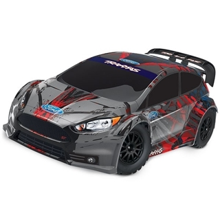 Traxxas Rally Ford Fiesta ST Electric Rally racer