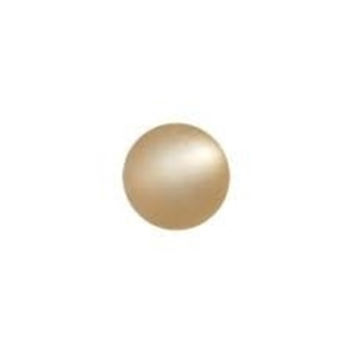 Parel 6mm Polaris mat 20st beige