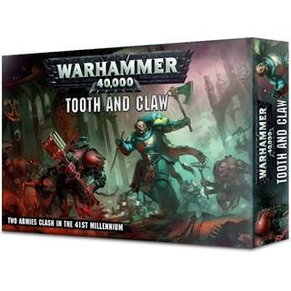 Warhammer 40K: Tooth and Claw