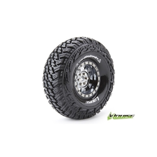 "1/10 1.9"" Crawler Tires Mounted Hex 12mm"