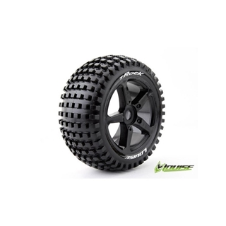1/8 Off Road Truggy Tires Mounted Hex 17mm