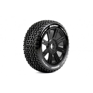1/8 Off Road Buggy Tires Moutned Hex 17mm