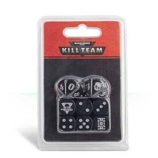 Kill Team: Deathwatch Dice