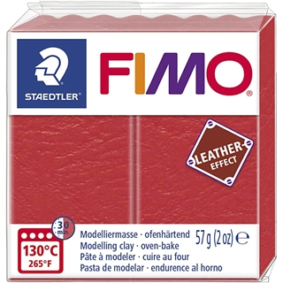 FIMO® Leather Effect Watermeloen