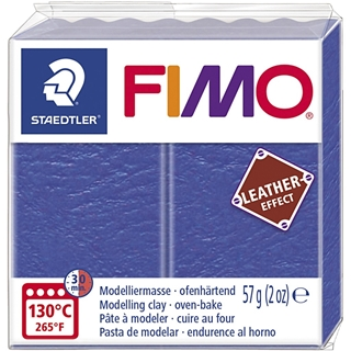 FIMO® Leather Effect Indigo