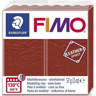 FIMO® Leather Effect Roest