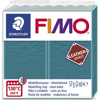FIMO® Leather Effect Lagoon