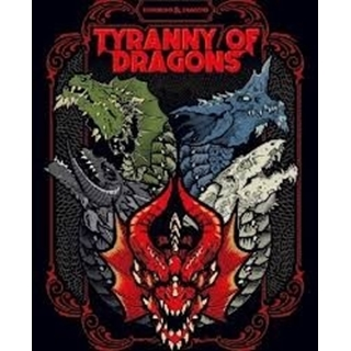 Dungeons & Dragons (5th Ed.): Tyranny of Dragons