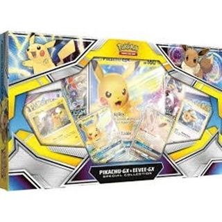 Pokémon Pikachu-GX & Eevee-GX Special Collection