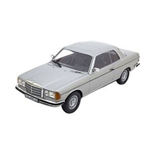 1980 mercedes benz 280 ce c123 coupe, silver metal