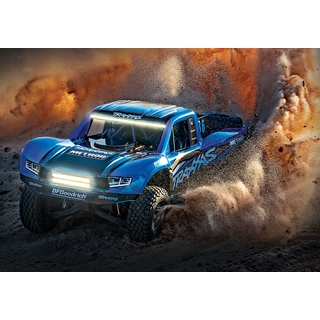 Unlimited Desert Racer 4WD Blauw incl LED's