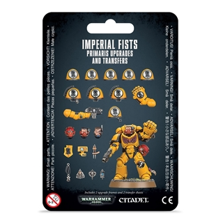 Imperial Fists Upgrade Kit