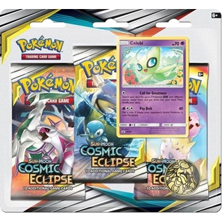 Pokemon - Sun & Moon Cosmic Eclipse 3 Pack