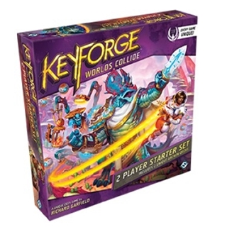 KeyForge Worlds Collide Two-player Starter Set
