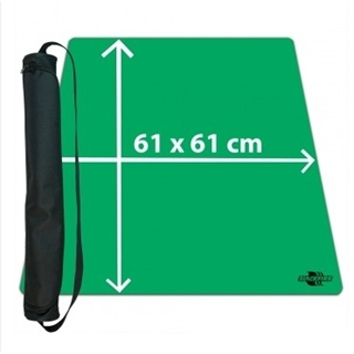 Ultrafine Playmat - Green 61x61cm with carrybag