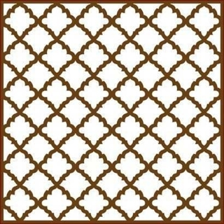 Imagination Crafts Magi-Cutz Marokkaanse Trellis
