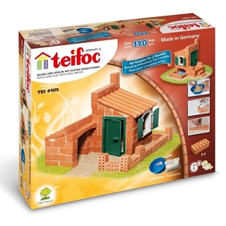 teifoc brick construction - houses