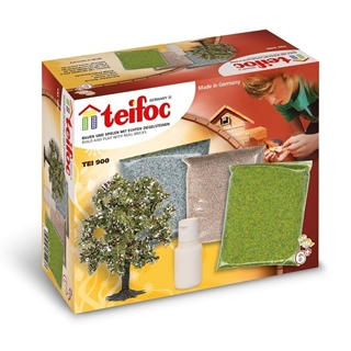 teifoc brick construction - decoration box